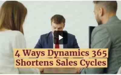 enCloud9 | Microsoft Dynamics 365 CRM Consultants Video