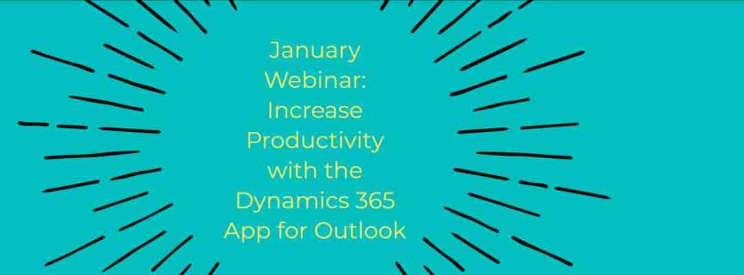 Dynamics 365 App for Outlook | Dynamics365support.com | encloud9