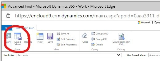 enCloud9 | Microsoft Dynamics 365 CRM Consultants How to Share Views, Charts, and Dashboards in Dynamics 365 How to Microsoft Dynamics 365