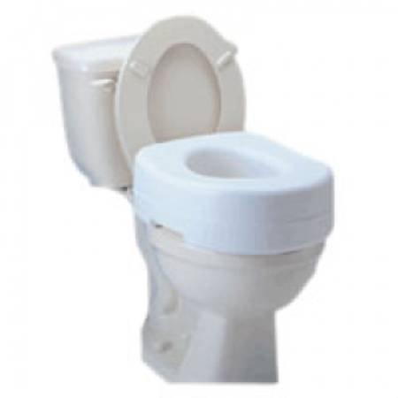 5.5 Inch Raised Toilet Seat