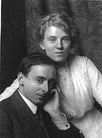 Edgar Payne and his wife Elsie