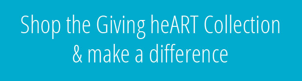 Shop the Giving heART Charity Art Collection