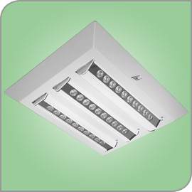 lsi led canopy lighting cro3 focus