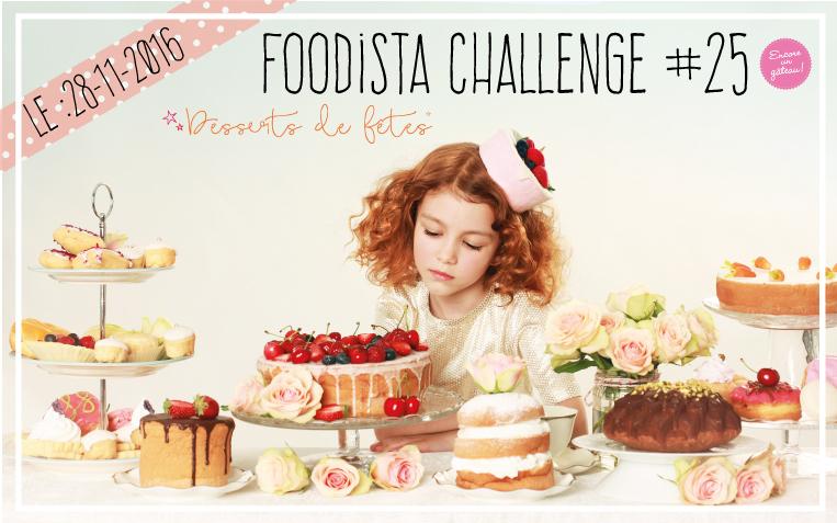 Foodista Challenge #25 - Résultats