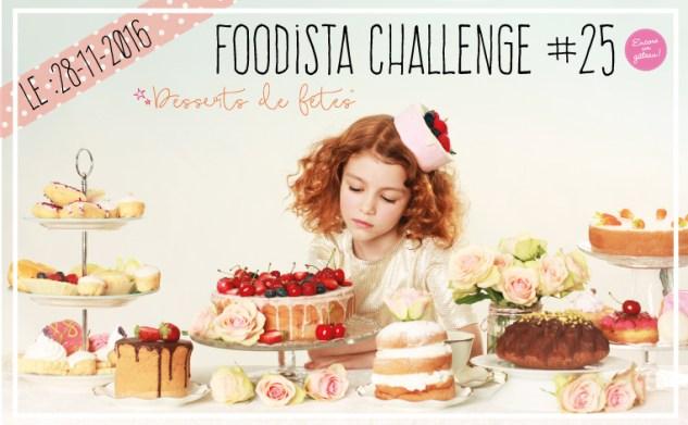 Foodista Challenge #25 – Résultats