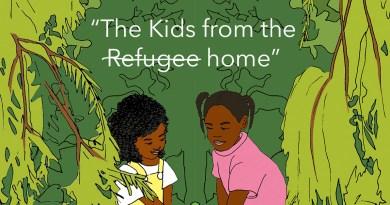 """""""نحن أطفال مأوى اللاجئين""""حديث عن مشروع كتاب أطفال تعاوني"""
