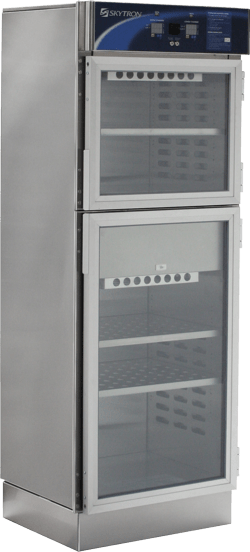 Dual Compartment Warming Cabinet| SS2207-M/MG