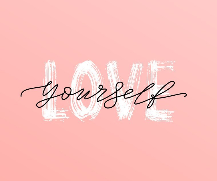 It's February, Write a Love Letter to Yourself