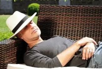 El hombre que llevaba sombrero de Panamá
