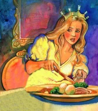 La princesa vanidosa