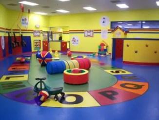 Juegos infantiles. Elemento educativo