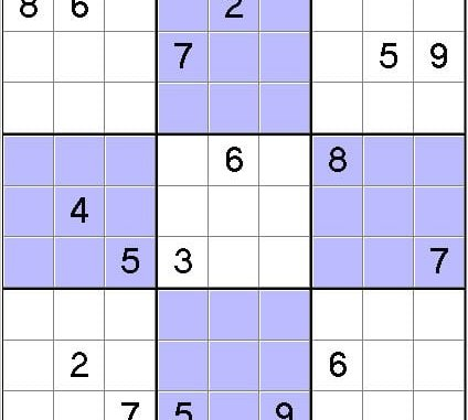 ¿Qué es un sudoku?