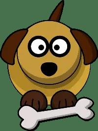 perro animado