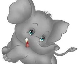 Poema infantil de elefantes