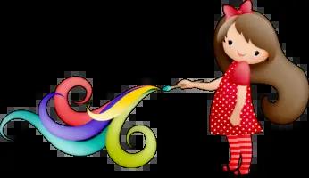 Cuentos infantiles de colores