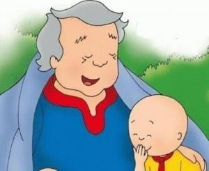 El abuelo y el nieto