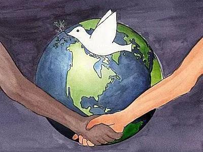 Poesías sobre paz