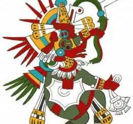Quetzalcóatl. Cuentos populares mexicanos. Encuentos