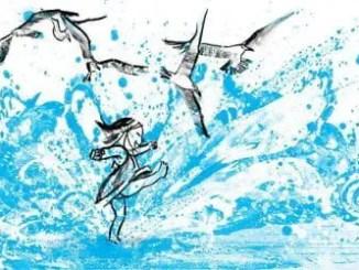 Poemas cortos sobre las olas del mar