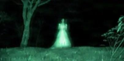 Cuentos de ovnis y fantasmas