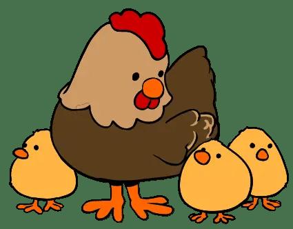 Cuentos de gallinas