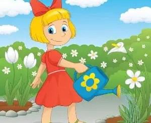 Cuentos infantiles de plantas y flores
