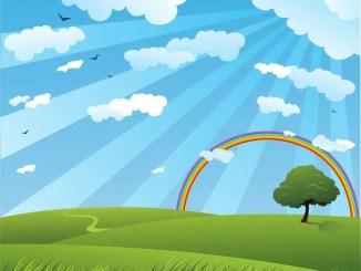 Cuento infantil sobre el arcoiris