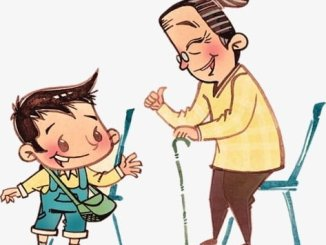 Cuentos para abuelas y nietos