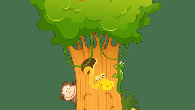 Cuentos infantiles de arboles