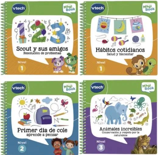 libros interactivos magibook