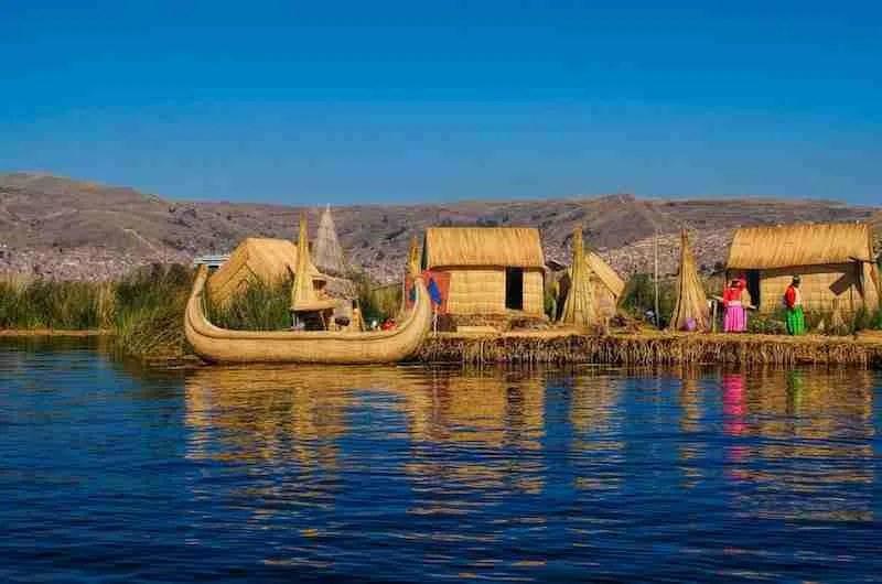 Lake Titicaca Overnight Tour
