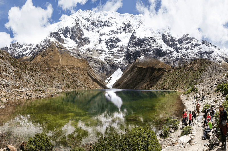 Laguna Humantay, Humantay Lake Peru Day Trip, Salkantay Cusco Peru