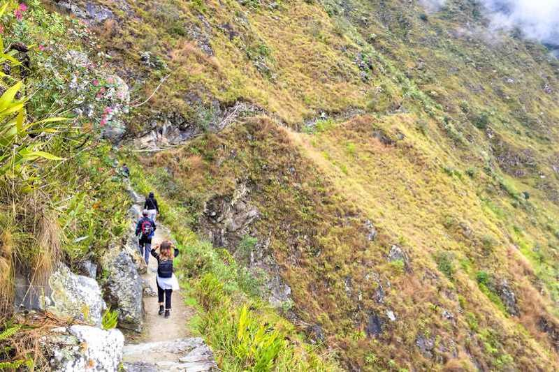 Classic Inca Trail to Machu Picchu