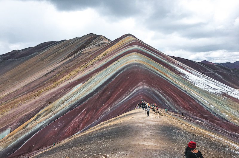 palccoyo rainbow mountain