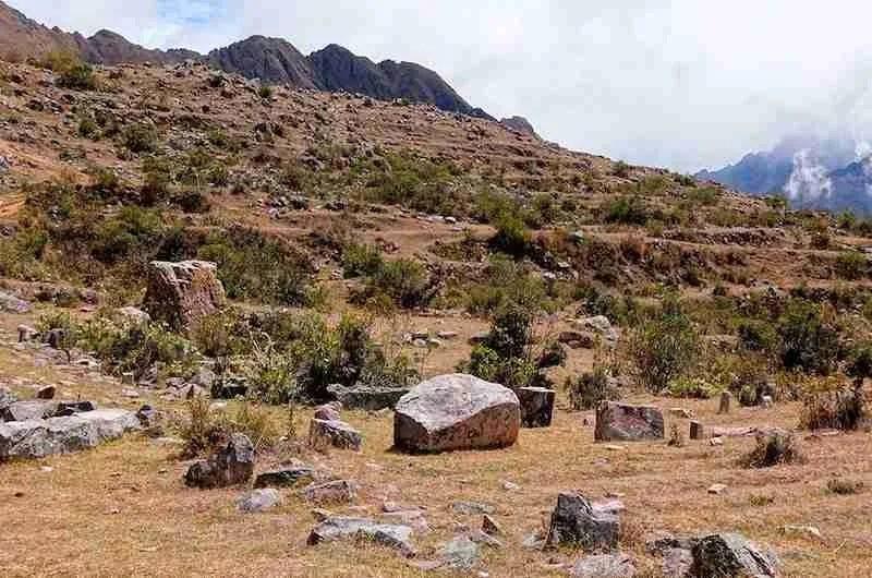 Cachicata Trek, Inca Quarry Trail, Inca Quarry Trek