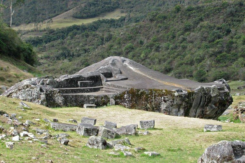 Espiritu Pampa Vilcabamba Trek
