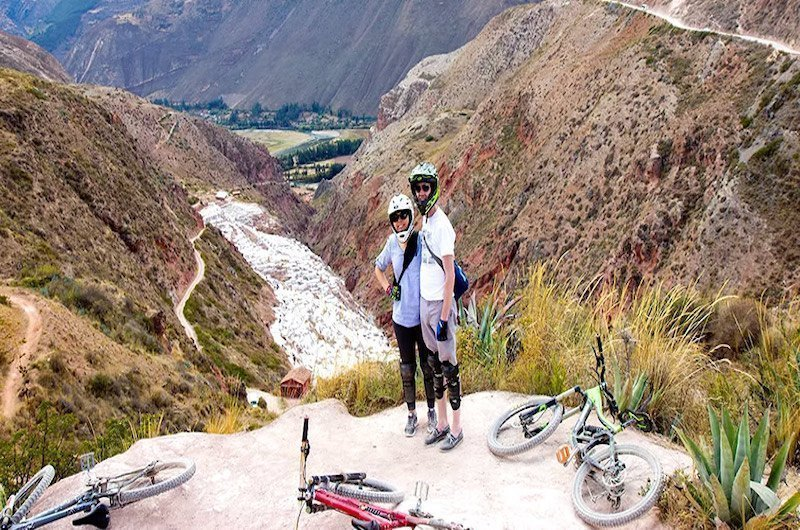 Maras Moray Biking Tour