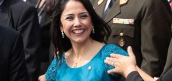 Nadine Heredia alcanza el 68% de popularidad según Gfk