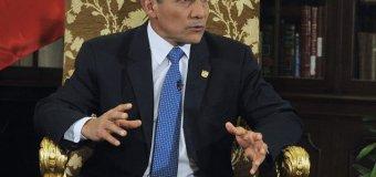 Encuesta Presidencial Ipsos Perú – 16 de Marzo 2014