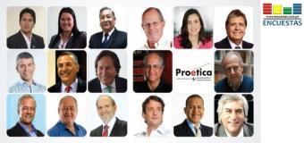 Encuesta Presidencial – Proética 2016