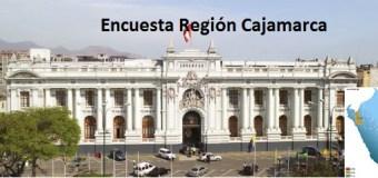 Candidatos al congreso favoritos en Cajamarca
