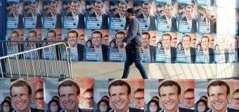 Elecciones Francia 2017 │  Encuesta Marzo 2017 – Harris Interactive