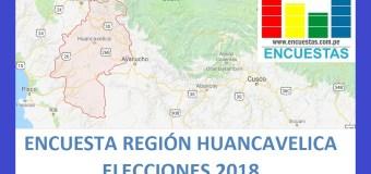 Encuesta Región Huancavelica – Julio 2018