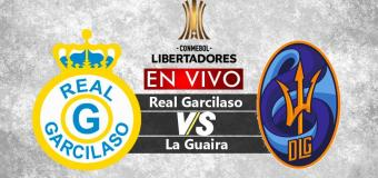 Copa Libertadores 2019: Real Garcilaso vs Deportivo La Guaira EN VIVO