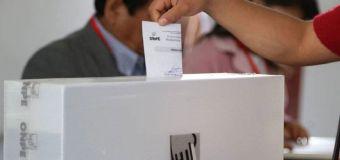 ¿Dónde votar en las elecciones 2021?