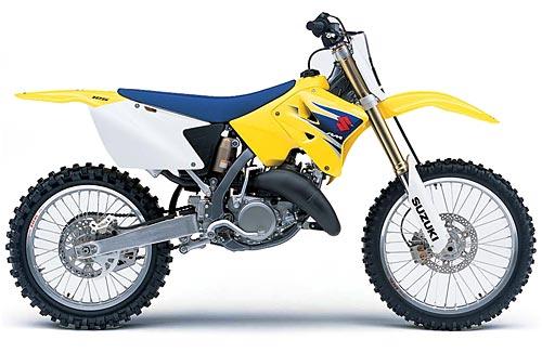 Suzuki RM 125 2007