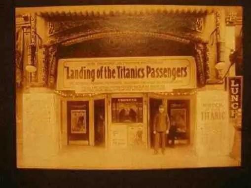 Titanic films