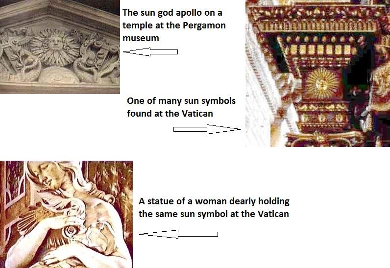 Apollo Sun Worship