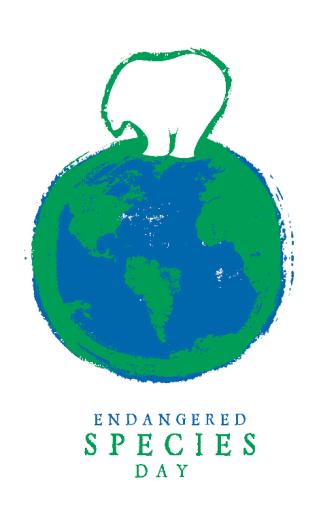 Image result for endangered species day