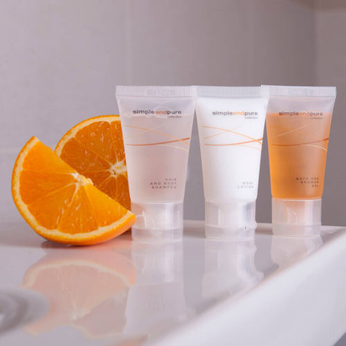 Hotel Cosmetics Simple And Pure